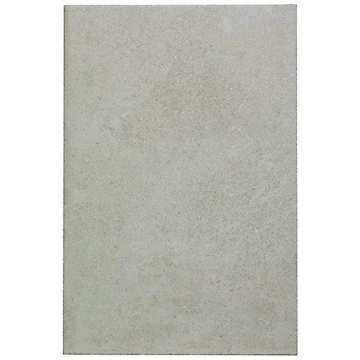 wickes como limestone porcelain tile 600 x 400mm sample