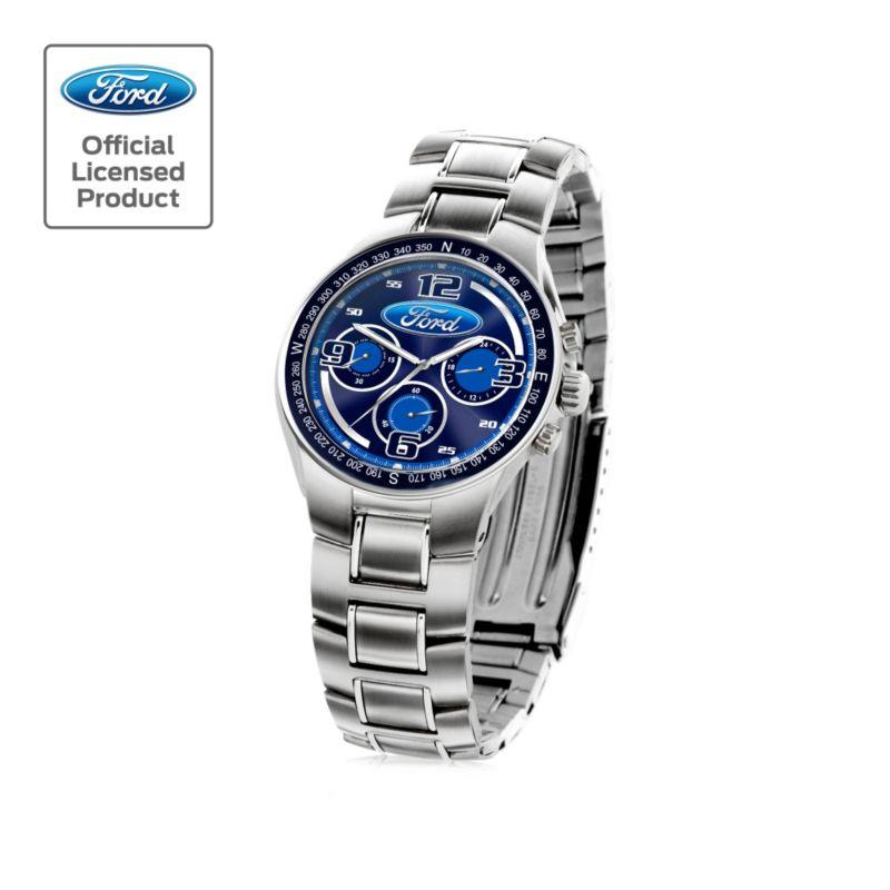 Die FORD Armbanduhr