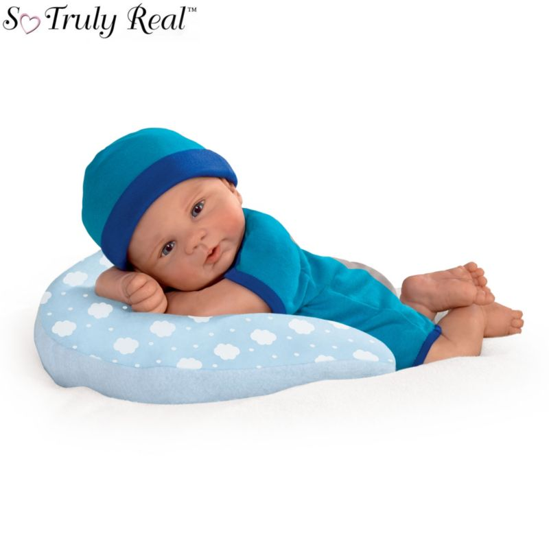 Reborn Lifelike Weighted So Truly Real Baby Doll And