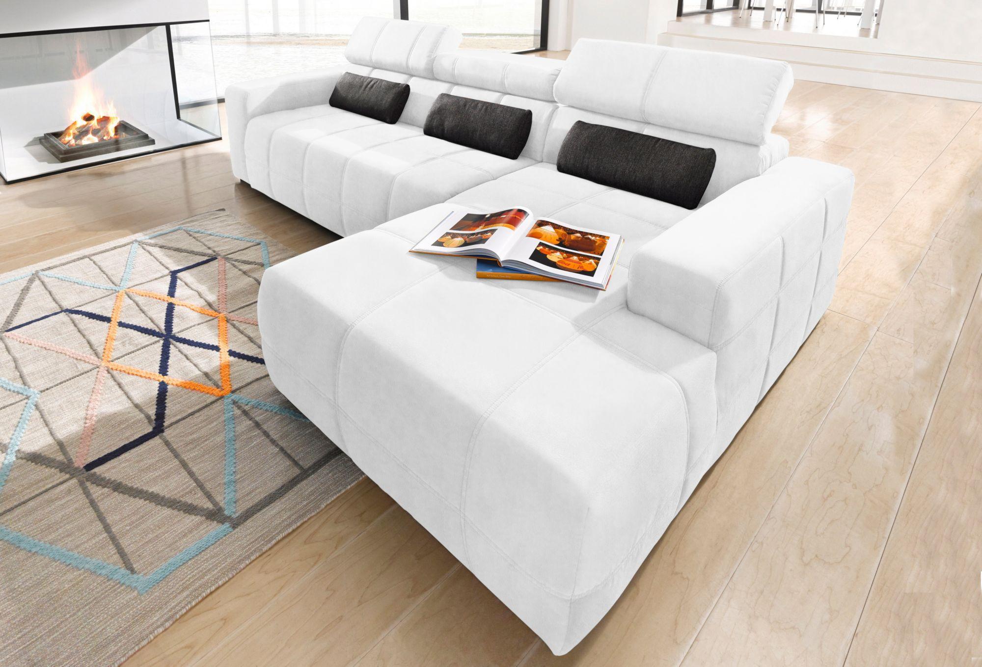 megapol sofa isola leopard print covers ecksofa mit sitztiefenverstellung deptis