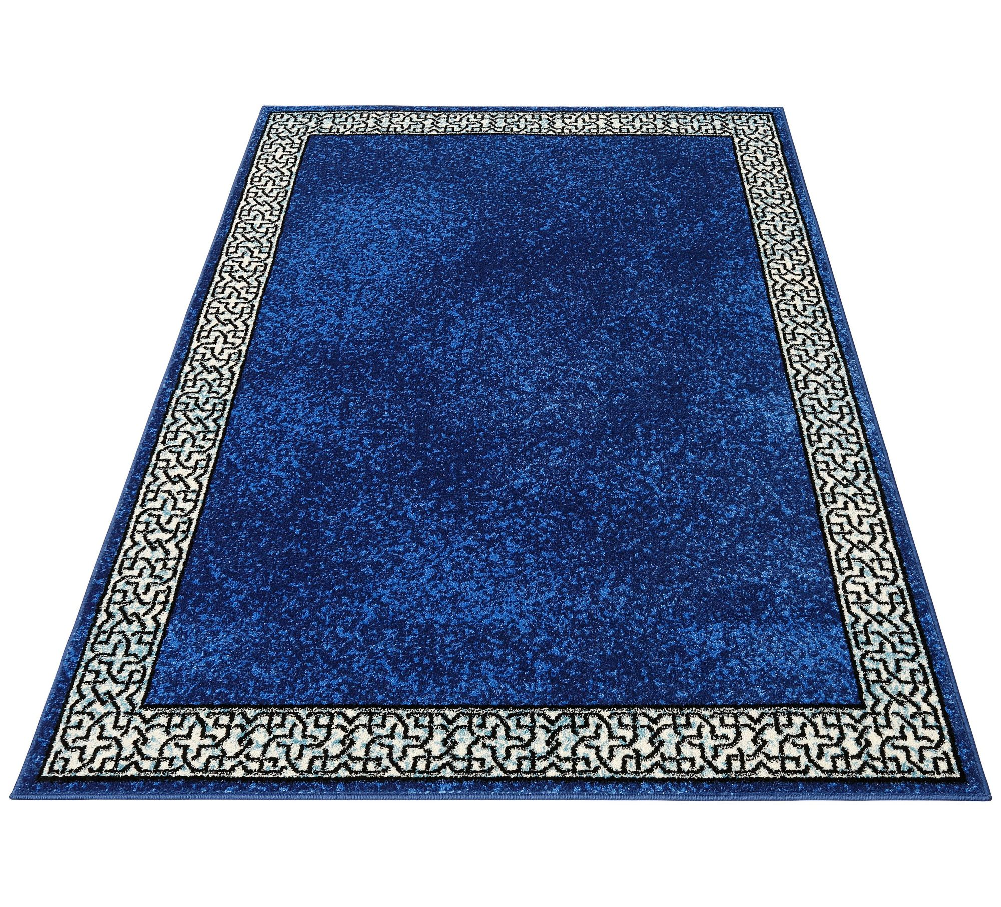 Teppich 240x320 Blau Teppich Home Affaire Collection Julien Gewebt
