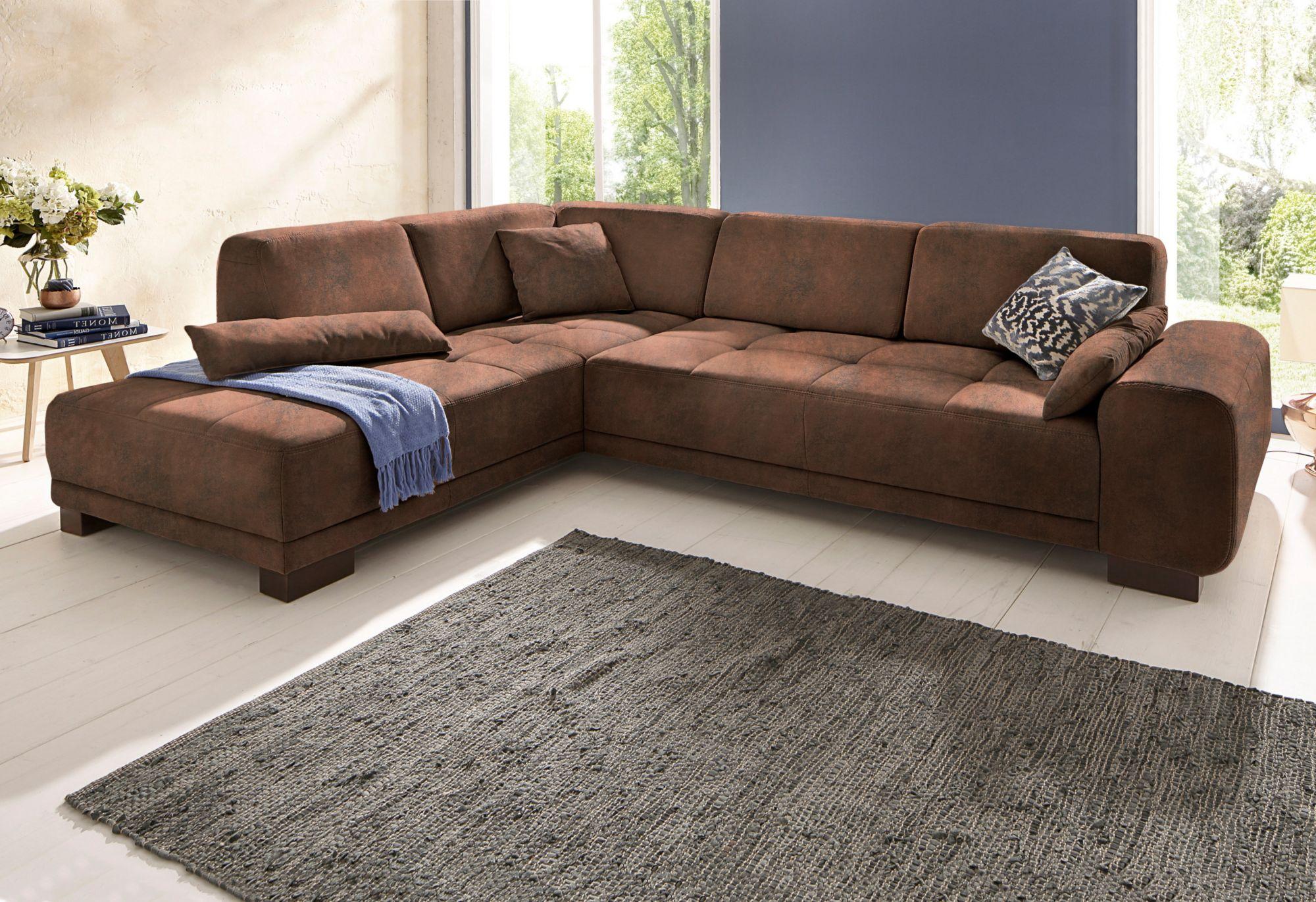 megapol sofa isola ashley furniture hogan mocha ecksofa mit sitztiefenverstellung deptis