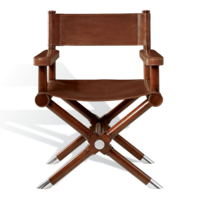 Leather Directors Chairs
