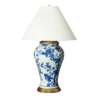apartmentf15: blue & white asian inspired lamps