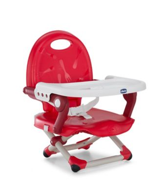 mothercare travel high chair booster seat desk home bargains baby feeding seats chicco pocket snack red exclusive to