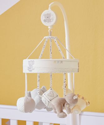 cot mobiles musical cot