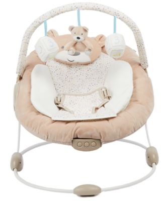 walker bouncing chair white shell baby walkers mobiles swings mothercare teddy s toy box bouncer