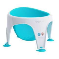 Baby Bath Chair Mothercare Grey Office Uk Angelcare Soft Touch Seat Sets Aqua