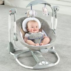 Walker Bouncing Chair Steelcase Leap Used Baby Walkers Mobiles Swings Mothercare Ingenuity Convertme Swing 2 Seat Townsend