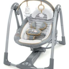 Baby Chair Swinging Model No Ts Bs 16 Winnie The Pooh High Swing Chairs Rockers Mothercare Ingenuity Boutique Collection N Go Portable