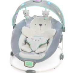 Baby Sleeping Chair Party Chairs And Tables Bouncers Rockers Mothercare Ingenuity Inlighten Bouncer Twinkle Teddy Bear