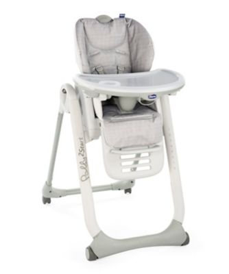 small high chair children rocking highchairs booster seats highchair toys mothercare chicco polly 2 start happy silver exclusive to