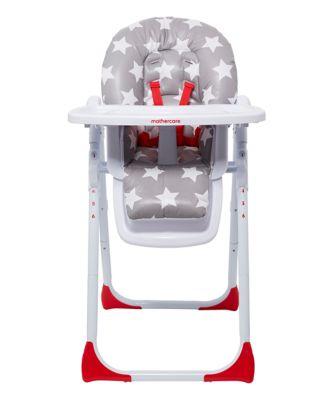 mothercare travel high chair booster seat rocker sg highchair highchairs star