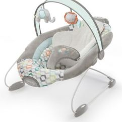 Baby Chair That Vibrates Fishing Chairs Ebay Bouncers Rockers Mothercare Ingenuity Candler Smartbounce Automatic Bouncer