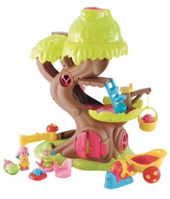 Happyland Forest Fairy Treehouse Happyland Elc