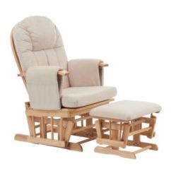 Chairs For Baby Room Foot Rests Mothercare Nursery Reclining Glider Chair Ebay