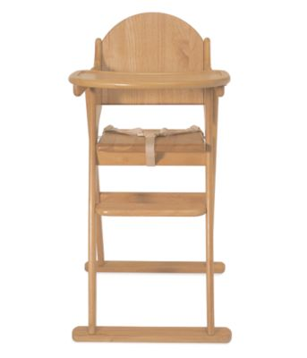mothercare travel high chair booster seat swinging chairs outdoors valencia wooden highchair natural