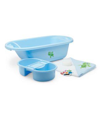 baby bath chair mothercare cane barrel back bathtubs from mothercre hong kong set blue