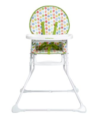 mothercare travel high chair booster seat wheelchair zipp disc racing wheels 700c highchair spot more views