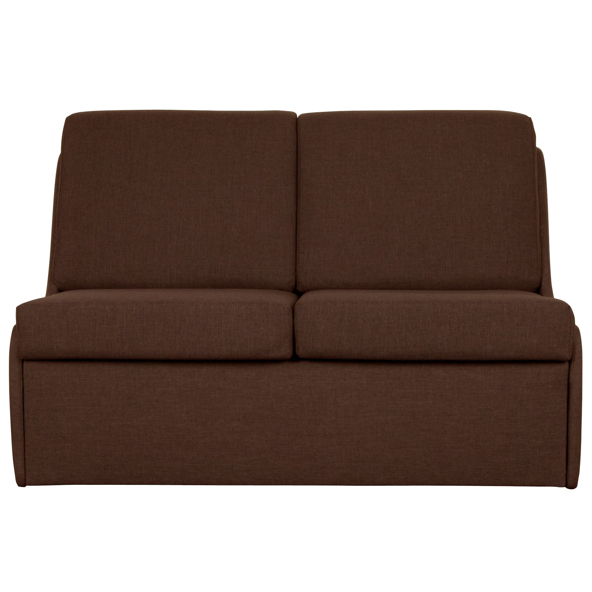 sacha large leather sofa bed madras chocolate best modern sleepers buztic john lewis design inspiration für
