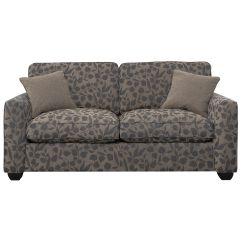 Medium Sofa Bed Divani Casa Perri Modern Grey Leather Set John Lewis Beds