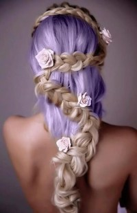 Long Hair - Crazy Wedding Hairstyle - Add - image #2268168 ...