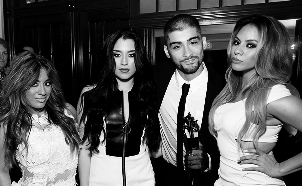 Image result for fifth harmony and zayn