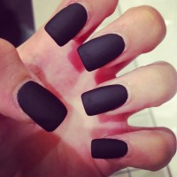 black, girl, girly, nails, style - image #3277218 by ...