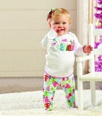 baby girl pajamas, newborn baby girl pajamas, baby girl ...