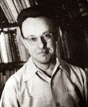 Юрій Шевельов.