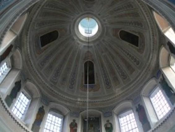 Баня церкви Успіння Пресвятої Богородиці