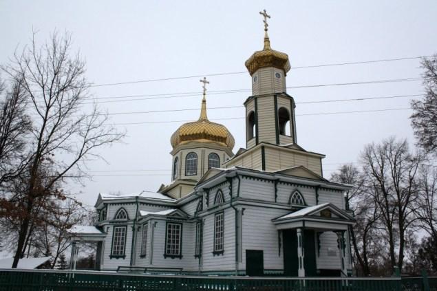 Миргород. Храм Іоанна Богослова (1913)