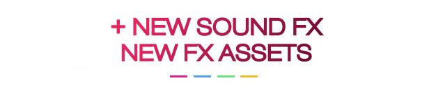 Premiere PRO Pack: Transitions, Titles, Sound FX - 4