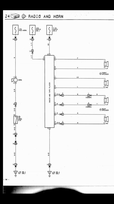 2013 Toyota Corolla Radio Wiring Diagram