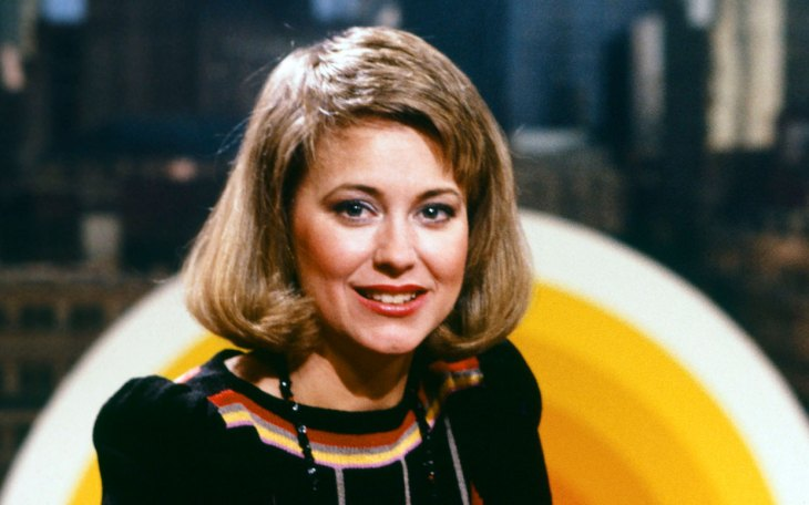 Jane Pauley in her early days