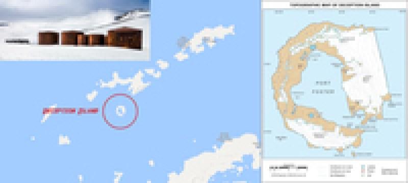 Остров Обмана: что скрывается под водами уютной гавани в Антарктиде