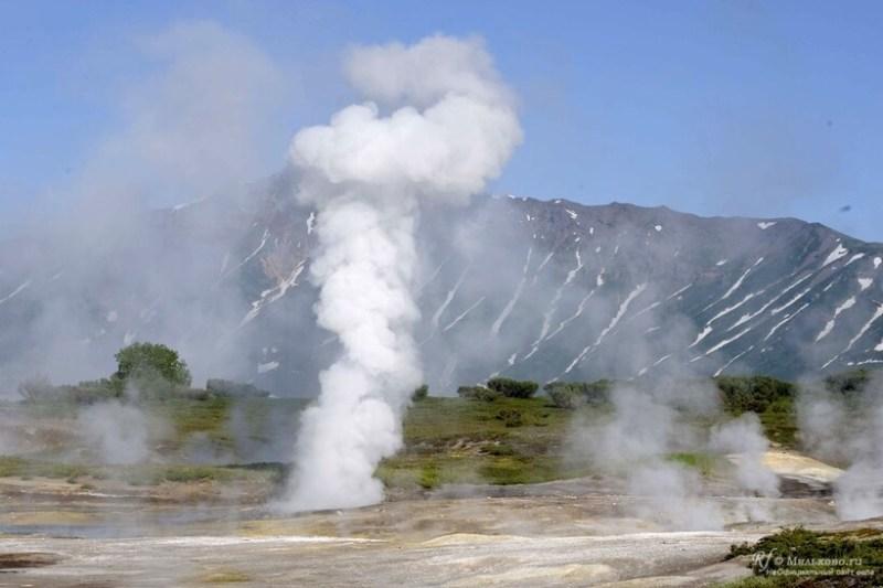 Геотермальные источники — место, неблагоприятное не только для жизни, но и для исследований