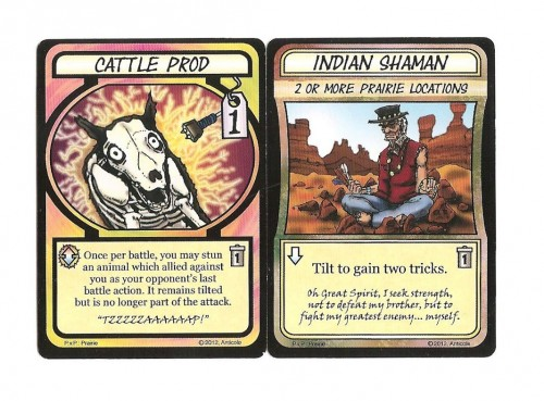 Nature of the Beast cards