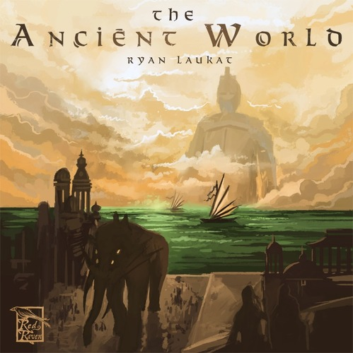 The Ancient World - Cover