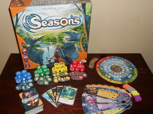 Seasons - Components