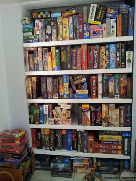 Part of the nearly 500 title gaming library owned by Alea Apartments...all available to vacationers, even for check out!