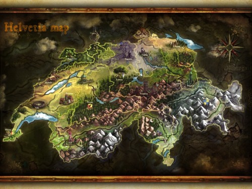 Unita - Map