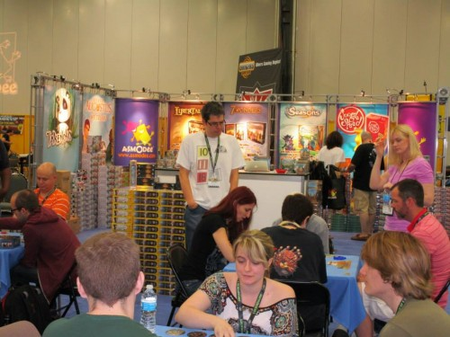 Andrew's Origins 2014 - The Booth