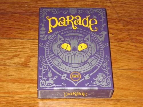 Parade box