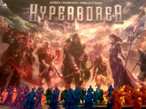 Gen Con 2014 Andrew - Hyperborea Box