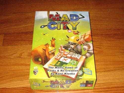 Mad City box