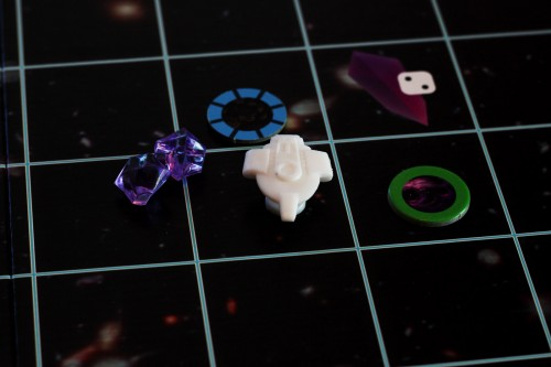 Just grabbing some crystals and avoiding asteroid fields and nebulas