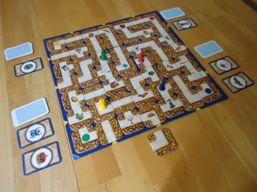 The Amazeing Labyrinth Board