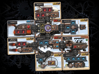 Steampunk Rally - Preview