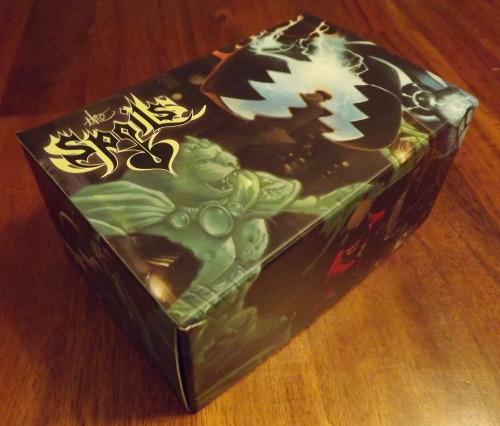 The Spoils Box
